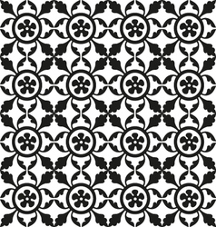 Medieval seamless patterns vector
