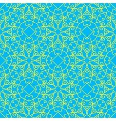 Geometrik pattern vector image vector image