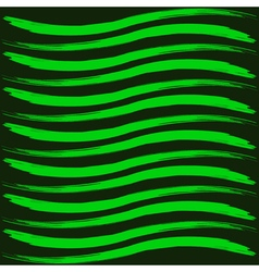 Curving brush strokes background vector