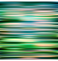 abstract blue green motion blur background vector image vector image
