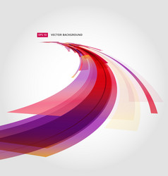 abstract background element in red and white vector image