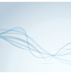 Transparent speed waves background template vector