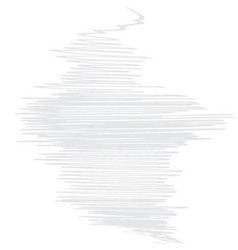 Delicate white background vector