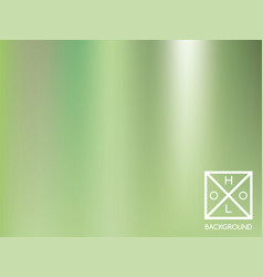Green cover background vector