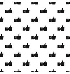 like pattern vector image