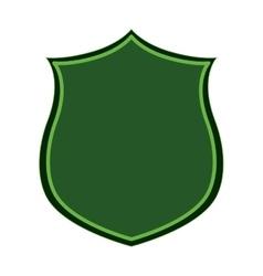 Badge shield emblem vector