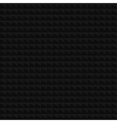 Black geometric texture vector