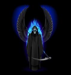 Angel of death vector