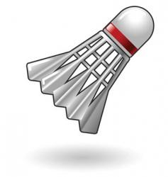 badminton vector image vector image