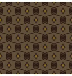 diamond pattern vector image vector image
