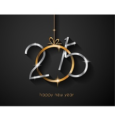 2015 new year and happy christmas background vector