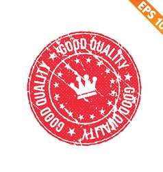 Stamp sticker quality tag collection - - ep vector