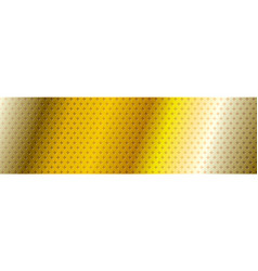 Abstract golden texture background vector