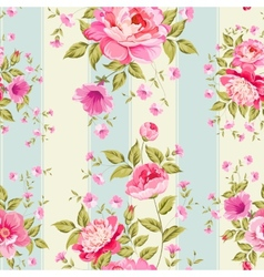 Luxurious peony wallapaper vector image vector image