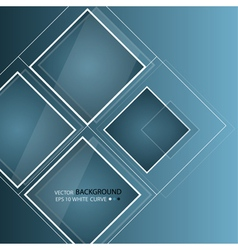 Abstract background in techno style vector