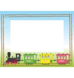 child framework vector image