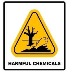 Harmful chemicals keep out hazardous to aquatic vector