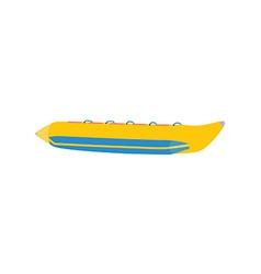 Banana boat vector