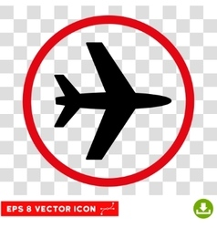 Airport Eps Icon vector image