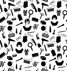 Girls stuff pattern1 resize vector