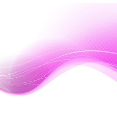 Modern pink transparent background template vector image