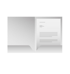 Professional business brochure template or vector