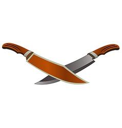 knife1 1 v vector image