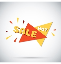 Advertising banner hot sale colorful vector