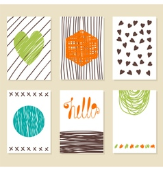Background design for poster flyer cover brochure vector image