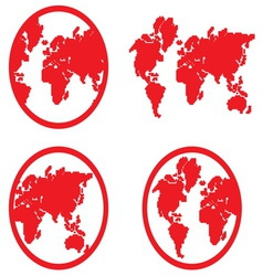 Globe icon2 resize vector