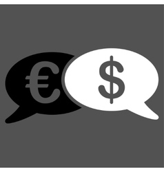 Banking transactions icon from commerce set vector