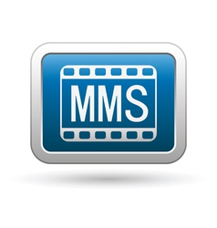 mms icon vector image