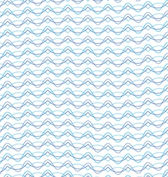 Blue Guilloche Background vector image