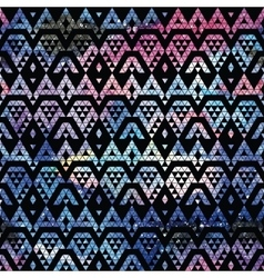 Galaxy seamless pattern vector