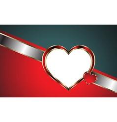 Love-business card vector