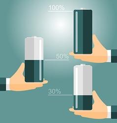 Infographics energy vector