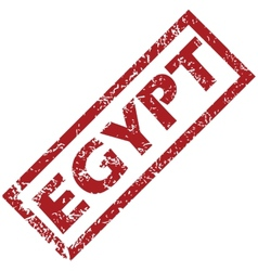 New egypt rubber stamp vector