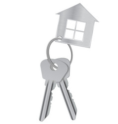 Home keys with house token vector