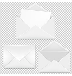 Envelope big collection vector