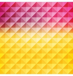 Abstract geometric background mosaic vector