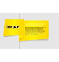 labels for business design EPS 10 vector image