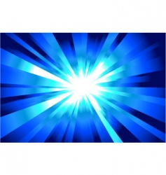 star light background vector image