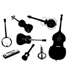 bluegrass vector image