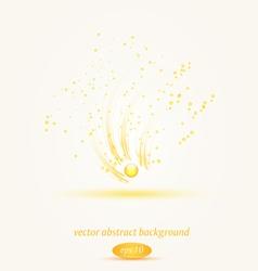 swirl vector image vector image