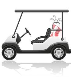 golf 14 vector image