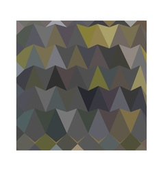 Feldgrau gray abstract low polygon background vector