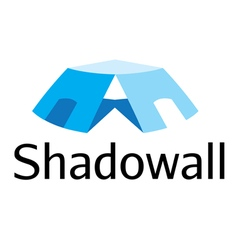 Shado wall Design vector image vector image