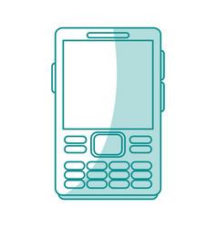 Vintage phone design vector