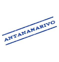 Antananarivo Watermark Stamp vector image