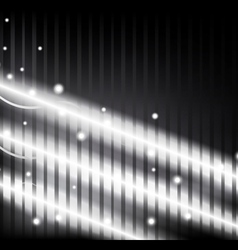 energy beams vector image